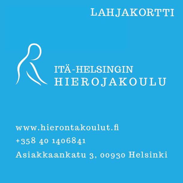 Lahjakortti Hierontaan